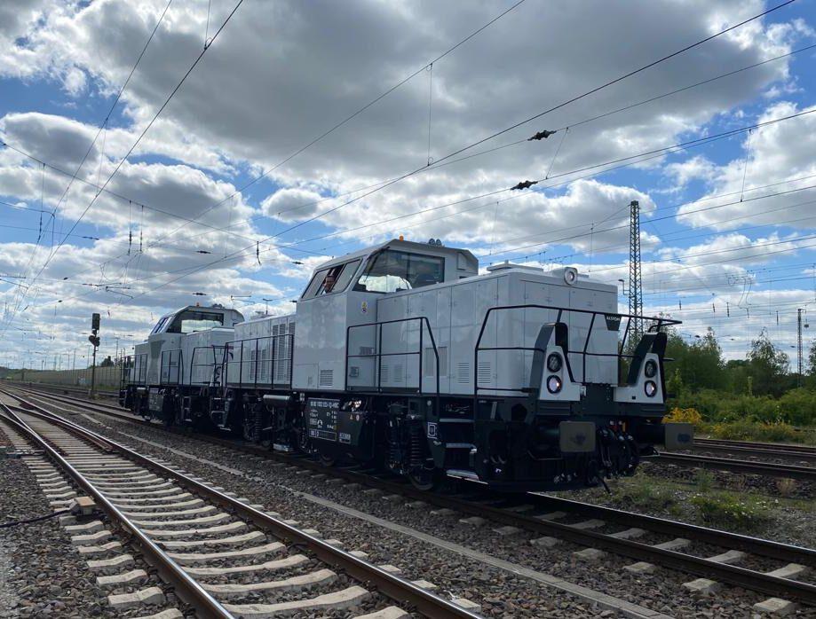 HBC H3-Loks auf dem Weg nach Hamburg